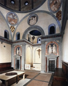 San Lorenzo Sacristy