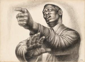 White Preacher