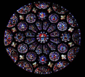 South_rose_window_of_Chartres_Cathedral