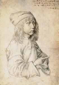 Durer-self-portrait-at-the-age-of-thirteen