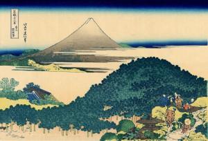 The-Coast-of-Seven-Leagues-in-Kamakura-Katsushika-Hokusais-ukiyo-e-print