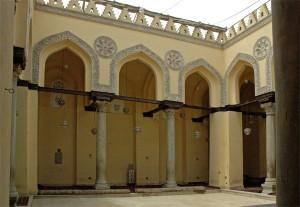 Cairo_al-Aqmar keel arches