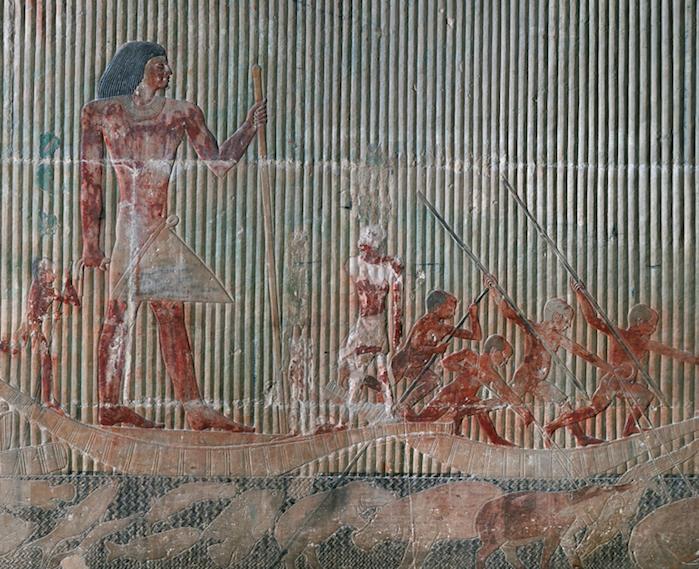 define egyptian art
