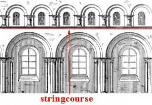 stringcourse
