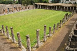 Pompeii palaestra