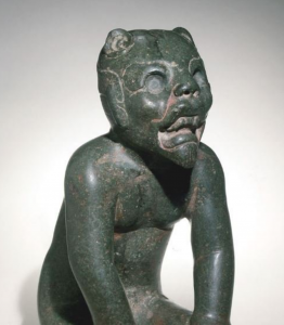 Serpentine were-jaguar