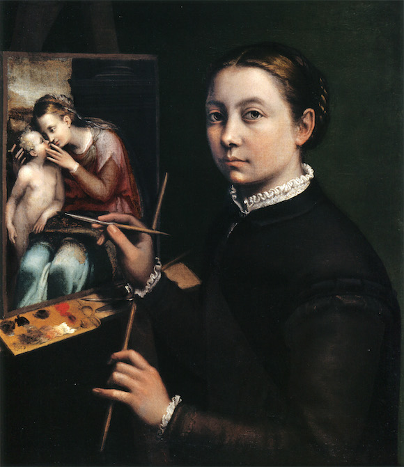Self-portrait_at_the_Easel_Painting_a_Devotional_Panel_by_Sofonisba_Anguissola